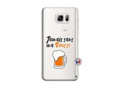 Coque Samsung Galaxy Note 3 Lite Jamais Sans Ma Rousse