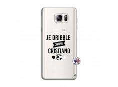 Coque Samsung Galaxy Note 3 Lite Je Dribble Comme Cristiano
