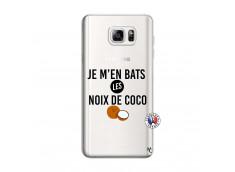 Coque Samsung Galaxy Note 3 Lite Je m'en bats Les Noix De Coco