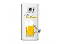 Coque Samsung Galaxy Note 3 Lite Je peux pas J'ai la Pression