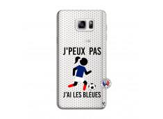 Coque Samsung Galaxy Note 3 Lite Je Peux Pas J Ai Les Bleues Maillot