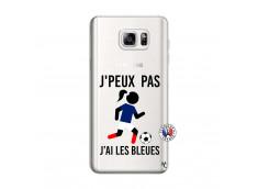 Coque Samsung Galaxy Note 3 Lite Je Peux Pas J Ai Les Bleues
