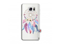 Coque Samsung Galaxy Note 3 Lite Multicolor Watercolor Floral Dreamcatcher