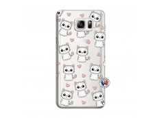 Coque Samsung Galaxy Note 3 Lite Petits Chats