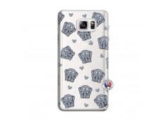 Coque Samsung Galaxy Note 3 Lite Petits Elephants