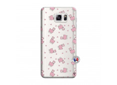 Coque Samsung Galaxy Note 3 Lite Petits Moutons