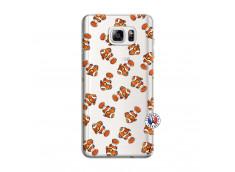 Coque Samsung Galaxy Note 3 Lite Petits Poissons Clown