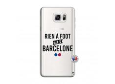 Coque Samsung Galaxy Note 3 Lite Rien A Foot Allez Barcelone