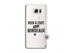 Coque Samsung Galaxy Note 3 Lite Rien A Foot Allez Bordeaux