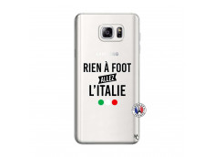Coque Samsung Galaxy Note 3 Lite Rien A Foot Allez L'Italie