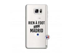 Coque Samsung Galaxy Note 3 Lite Rien A Foot Allez Madrid