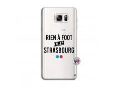 Coque Samsung Galaxy Note 3 Lite Rien A Foot Allez Strasbourg