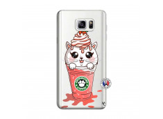 Coque Samsung Galaxy Note 3 Lite Catpucino Ice Cream