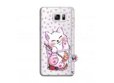 Coque Samsung Galaxy Note 3 Lite Smoothie Cat