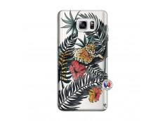Coque Samsung Galaxy Note 3 Lite Leopard Tree