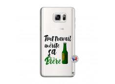 Coque Samsung Galaxy Note 3 Lite Tout Travail Merite Sa Biere