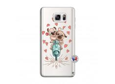 Coque Samsung Galaxy Note 3 Lite Puppies Love