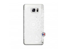 Coque Samsung Galaxy Note 3 Lite White Mandala