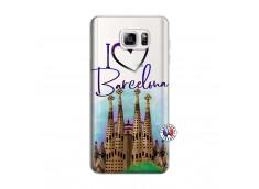 Coque Samsung Galaxy Note 3 Lite I Love Barcelona