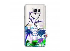 Coque Samsung Galaxy Note 3 Lite I Love Miami