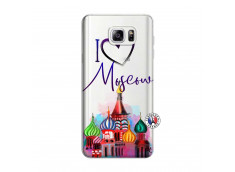 Coque Samsung Galaxy Note 3 Lite I Love Moscow