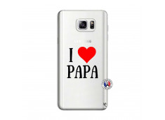 Coque Samsung Galaxy Note 3 Lite I Love Papa