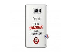 Coque Samsung Galaxy Note 3 Lite J Peux Pas J Ai Un Braquage Avec Le Professeur