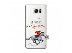 Coque Samsung Galaxy Note 3 Lite Je Peux Pas J Ai Equitation
