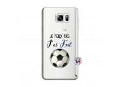 Coque Samsung Galaxy Note 3 Lite Je peux pas j'ai Foot