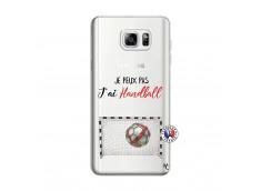 Coque Samsung Galaxy Note 3 Lite Je peux pas j'ai Handball