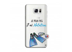 Coque Samsung Galaxy Note 3 Lite Je Peux Pas J Ai Natation