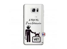 Coque Samsung Galaxy Note 3 Lite Je Peux Pas Je Suis Veterinaire
