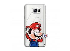 Coque Samsung Galaxy Note 3 Lite Mario Impact