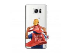 Coque Samsung Galaxy Note 3 Lite Super Papa et Super Bébé