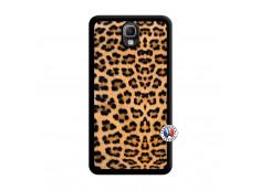 Coque Samsung Galaxy Note 3 Leopard Style Noir