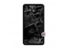 Coque Samsung Galaxy Note 3 Black Marble Noir