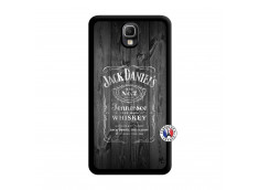 Coque Samsung Galaxy Note 3 Old Jack Noir