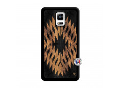 Coque Samsung Galaxy Note 4 Aztec One Motiv Noir