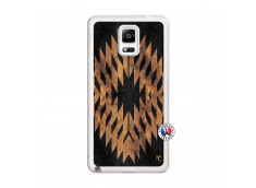 Coque Samsung Galaxy Note 4 Aztec One Motiv Translu