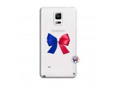 Coque Samsung Galaxy Note 4 Allez Les Bleues