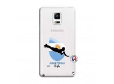 Coque Samsung Galaxy Note 4 Coupe du Monde Rugby-Argentine