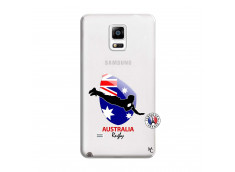 Coque Samsung Galaxy Note 4 Coupe du Monde Rugby-Australia