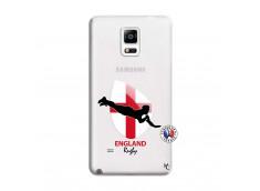 Coque Samsung Galaxy Note 4 Coupe du Monde Rugby-England