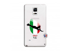 Coque Samsung Galaxy Note 4 Coupe du Monde Rugby-Italy