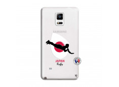 Coque Samsung Galaxy Note 4 Coupe du Monde Rugby-Japan