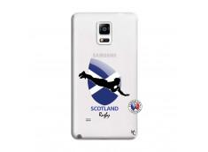 Coque Samsung Galaxy Note 4 Coupe du Monde Rugby-Scotland