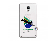 Coque Samsung Galaxy Note 4 Coupe du Monde Rugby-South Africa