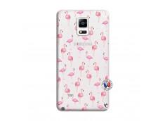 Coque Samsung Galaxy Note 4 Flamingo
