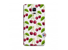 Coque Samsung Galaxy Note 4 oh ma Cherry