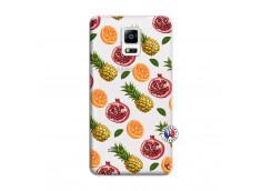 Coque Samsung Galaxy Note 4 Fruits de la Passion